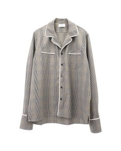 RHUDE SMOKING SHIRT / BROWN