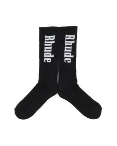 RHUDE RH VERTICAL / BLACK-WHITE