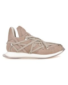 [お問い合わせ商品] Rick Owens RU SHOES/MAXIMAL RUNNER / 12410 : DIRT-WHITE-TRANSPARENT
