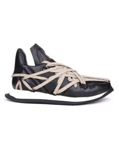 [お問い合わせ商品] Rick Owens RR SHOES/MAXIMAL RUNNER / 09W : BLACK-WHITE