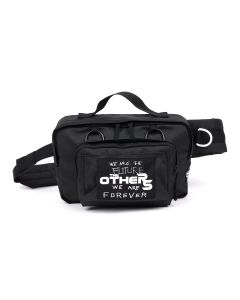 RAF SIMONS x EASTPAK RS WAIST BAG LOOP / 08 : BLACK RS