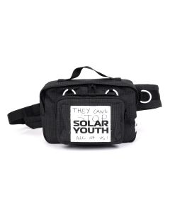 RAF SIMONS x EASTPAK RS WAIST BAG LOOP / 09 : RS SMALL CHECK