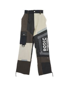 Rogic PANEL DESIGN PANT / GREY