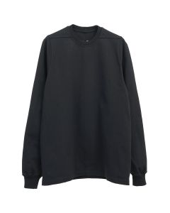 [お問い合わせ商品] Rick Owens RU TOP/SHORT CREWNECK LS / 009 : BLACK
