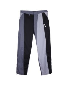 REVOLVER RV STRIPE PANT / GREY, BLACK