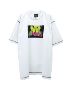 Sadboys Gear SBG T-SHIRT / WHITE