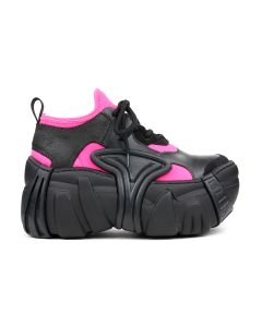 SWEAR ELEMENT LOW / NEON PINK-BLACK-BLACK