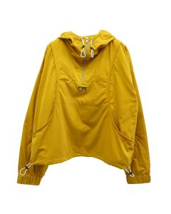 SHOOP NEW DAVIS TONAL PULLOVER / MUSTARD