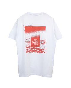 STONE ISLAND SI T-SHIRT S/S / 0001