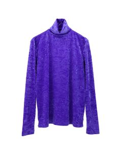 SANKUANZ LONG SLEEVE T-SHIRT / PURPLE