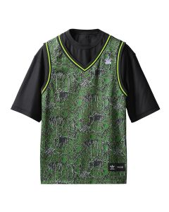 adidas Originals by SANKUANZ TEE BB JERSEY / BLACK