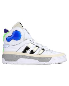 adidas Originals by SANKUANZ RIVALRY HI SANKZ / FTWWHT-SILVMT-FTWWHT