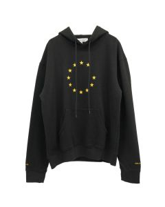 SOUVENIR OFFICIAL EUNIFY HOODIE / TRUE BLACK