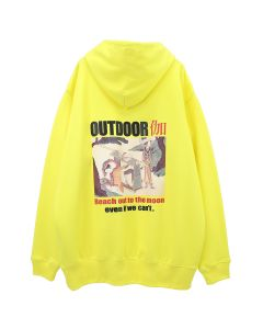 SAMURAI CORE OUTDOOR PK / YELLOW