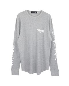 SAMURAI CORE SAMURAI CORE THERMAL L/S TEE / GRAY