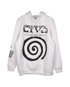Jaden Smith CTV3 Collection CTV3 TOUR HOODIE / WHITE