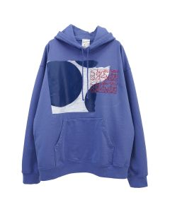 SOME WARE NEW FABRIC HOODIE / LAVENDER
