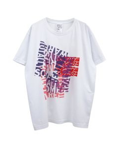 SOME WARE TOTALLY REALLY S/S TEE / WHITE