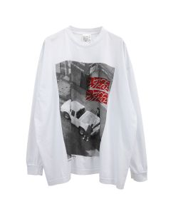 SOME WARE PERSONAL SPACE NEW BODY L/S / WHITE