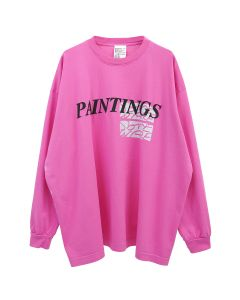 SOME WARE PAINTINGS L/S / PINK