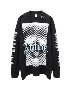 The Incorporated THE AGITATOR L/S T-SHIRT / BLACK