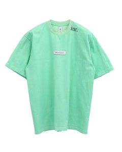 The Incorporated THE LABEL T-SHIRT / MINT