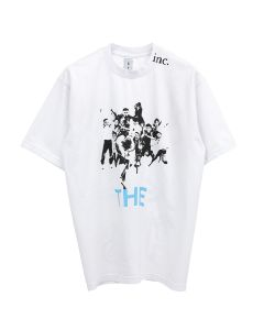 The Incorporated THE KIDS T-SHIRT / WHITE