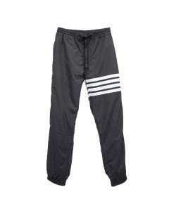 [お問い合わせ商品] THOM BROWNE. TRACK PANTS IN FLYWEIGHT TECH / 015 : CHARCOAL