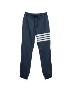 [お問い合わせ商品] THOM BROWNE. TRACK PANTS IN FLYWEIGHT TECH / 415 : NAVY