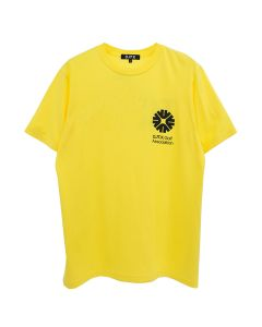 D.TT.K TOUR TEE / YELLOW