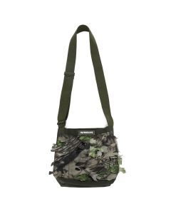 ULTRAOLIVE LEAF BAG  (SMALLER SIZE) / 3D LEAF CAMO-OLIVE
