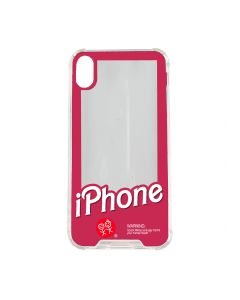 URBAN SOPHISTICATION TOY PHONE CASE X/XS / CLEAR