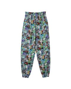 VETEMENTS CARTOON MANIA SWEATPANT / MULTICOLOUR-COLD
