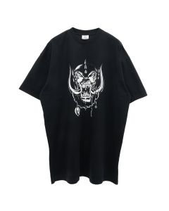 VETEMENTS x MOTORHEAD T-SHIRT / BLACK