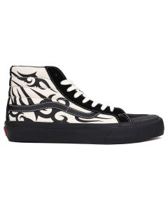 VANS TRIBAL SK8-HI 138 SF / BLACK-WHITE