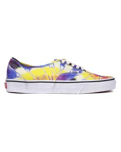 VANS AUTHENTIC / TIE DYE-TRUE WHT
