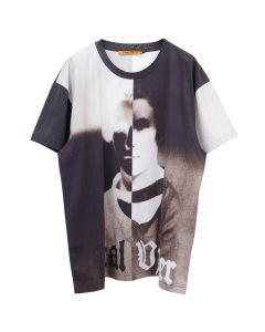 VYNER ARTICLES VISION T-SHIRT WITH DIGITAL PRINT / 8009 : SPLIT DIGITAL PRINT