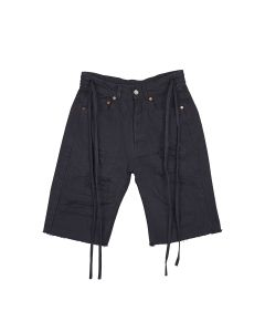 VYNER ARTICLES KARATE SHORTS BROKEN / 1000 : BLACK