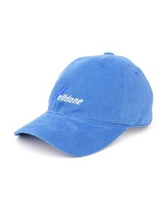WE11DONE WD LOGO CAP / BLUE