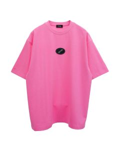 WE11DONE DIRTY TEE / PINK