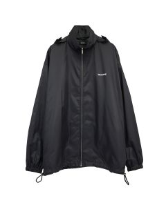 WE11DONE WINDBREAKER JACKET / BLACK