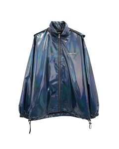 WE11DONE HOLOSHINE JACKET / MIX