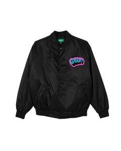 GOLF WANG WHAM BOMBER JACKET / BLACK