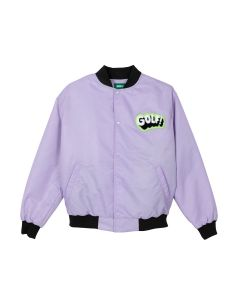 GOLF WANG WHAM BOMBER JACKET / LAVENDER