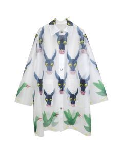 Walter Van Beirendonck OVER COAT SHORT / CC11 : DONKEYS