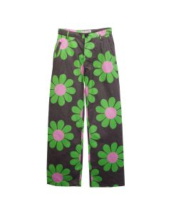 Walter Van Beirendonck HOWL TROUSERS / CC12 : DAISY POWER COMB.B