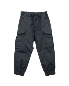 Y-3 M CLASSIC WINTER NYLON CARGO PANTS / BLACK