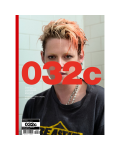 "032c Issue #36 - Summer 2019 : ""Working Out Loud"" / COVER : KRISTEN STEWART"
