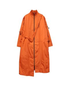 A-COLD-WALL* NATIONAL GALLERY NYLON COAT / ORANGE