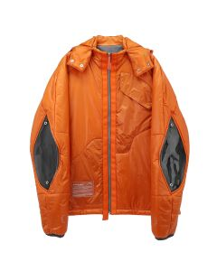 A-COLD-WALL* DISSECTION PUFFER JACKET / ORANGE